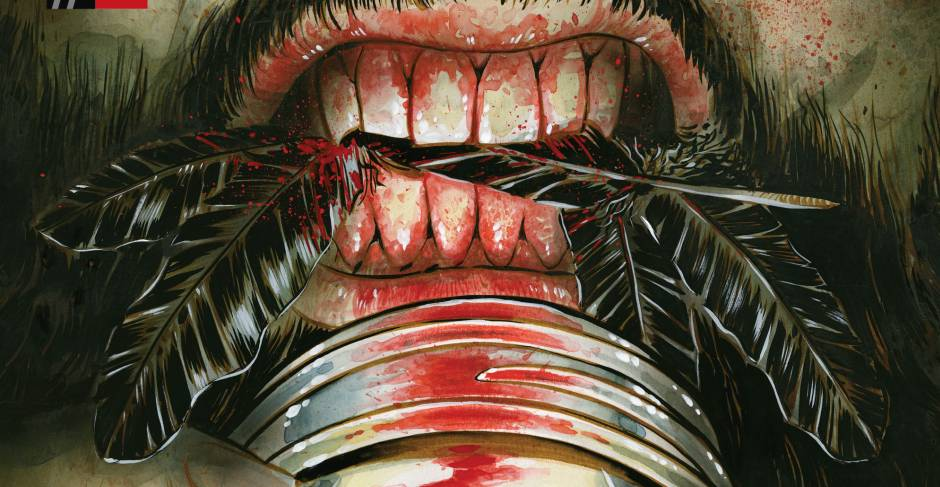 The Dark & Bloody #1