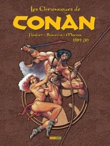 LES CHRONIQUES DE CONAN 1984