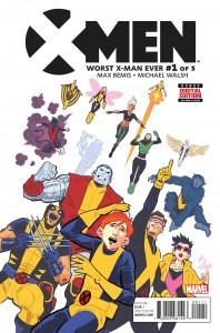 X-MEN WORST X-MAN EVER #1