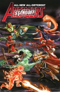 ALL NEW ALL DIFFERENT AVENGERS #7