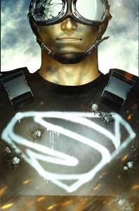 SUPERMAN AMERICAN ALIEN #5