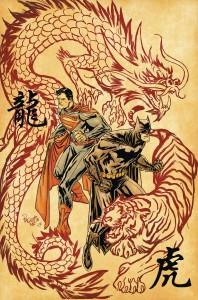 BATMAN SUPERMAN #31
