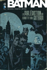 Batman La malédiction