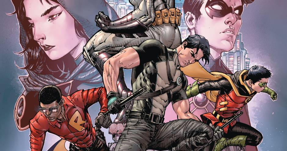 Batman and Robin Eternal #26