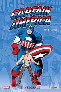 CAPTAIN AMERICA L'INTÉGRALE 1964-1966