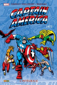 CAPTAIN AMERICA L'INTÉGRALE 1972