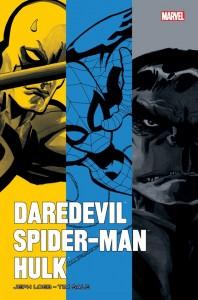 DAREDEVIL SPIDER-MAN HULK PAR LOEB SALE