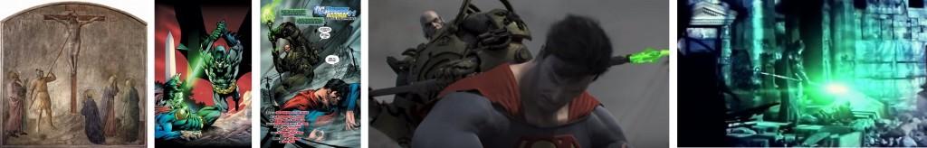 La lance de kryptonite
