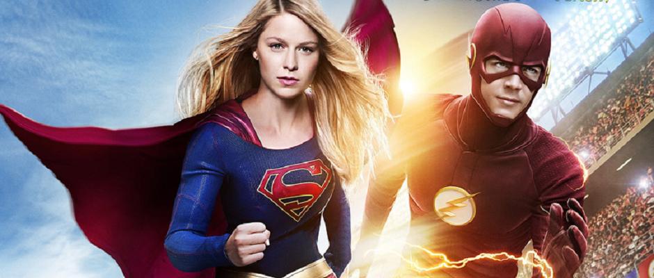 Supergirl-flash bannière