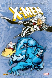 X-MEN L'INTÉGRALE 1992