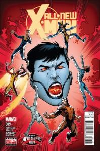 ALL NEW X-MEN #9