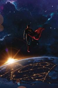 SUPERMAN AMERICAN ALIEN #7