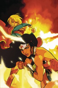 SUPERMAN WONDER WOMAN #29