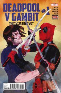 DEADPOOL VS GAMBIT #1