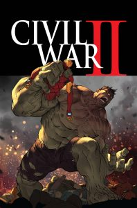 CIVIL WAR II #3 (OF 7)
