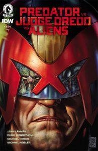 Predator Vs Judge Dredd Vs Aliens #1