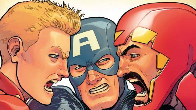 Captain America Steve Rogers 4