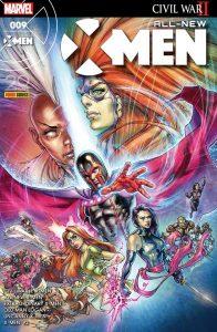ALL-NEW X-MEN 9