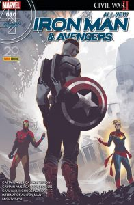 ALL-NEW IRON MAN & AVENGERS 10