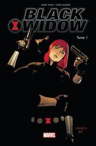 BLACK WIDOW 1