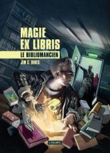 CVT_Magie-ex-libris-Tome-1--Le-bibliomancien