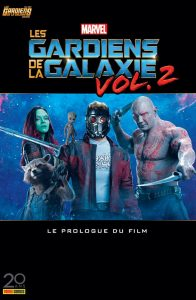 LES GARDIENS DE LA GALAXIE VOL. 2 (PROLOGUE)