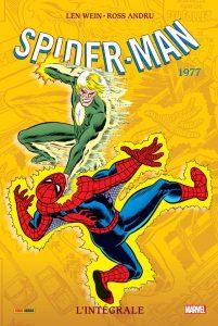 AMAZING SPIDER-MAN L'INTEGRALE 1977