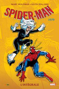 AMAZING SPIDER-MAN L'INTEGRALE 1979