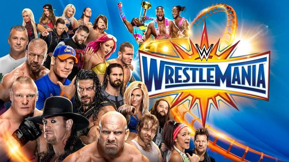 WrestleMania33
