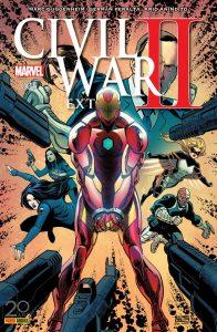 CIVIL WAR II EXTRA 5