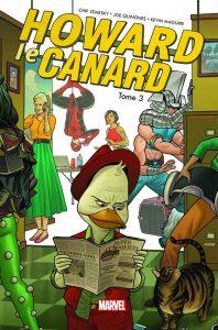 HOWARD LE CANARD 3