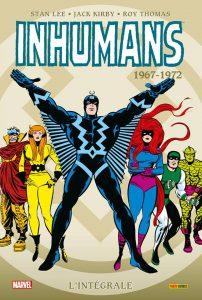 INHUMAINS 1967-72