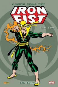 IRON FIST L'INTEGRALE 1974-75