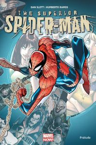 SUPERIOR SPIDER-MAN - PRÉLUDE