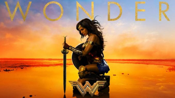 Wonder Woman ciné