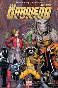 ALL-NEW LES GARDIENS DE LA GALAXIE 1