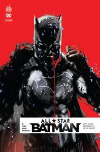 all-star-batman-tome-1