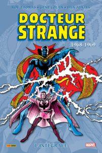DOCTEUR STRANGE, L'INTEGRALE 1968-69