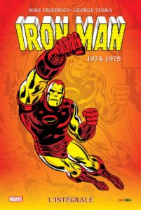 IRON MAN L'INTEGRALE 1974-75