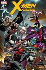 X-MEN RESURRXION 7