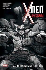 X-MEN LEGION 2 (sur 2)