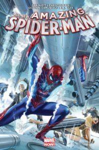 ALL-NEW AMAZING SPIDER-MAN 4