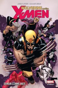 WOLVERINE AND THE X-MEN 5 (sur 5)