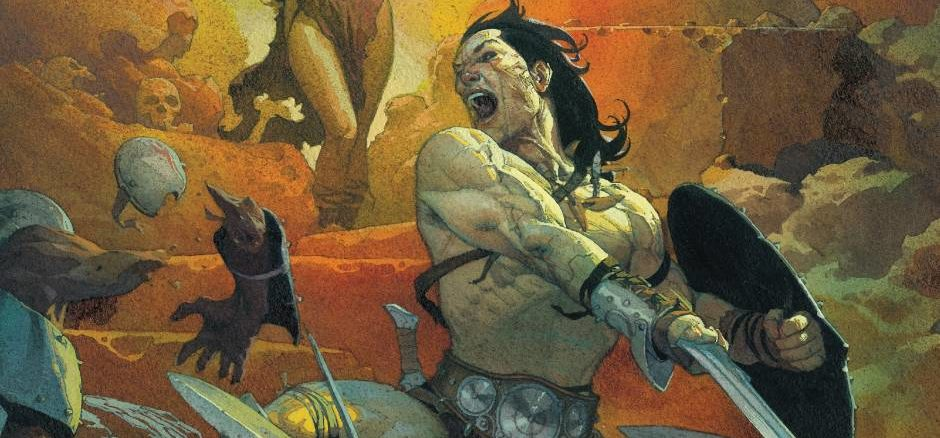 Conan Barbarian #1