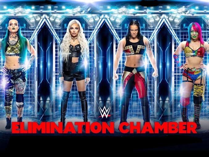Elimination Chamber 2020
