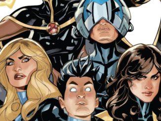 X-Men FF #1