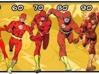 Flash timeline