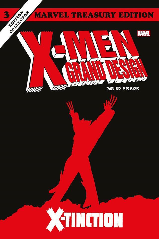X-MEN GRAND DESIGN T03 X-TINCTION