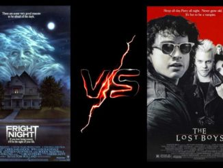 Fright Night VS Lost Boys