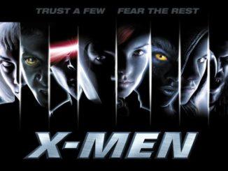 X-Men Movie 2000